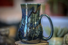 Load image into Gallery viewer, 12-D Moody Blues Barely Flared Notched Mug, 16 oz.