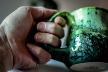 Load image into Gallery viewer, 15-C Dragon PROTOTYPE Barely Flared Mug, 12 oz.