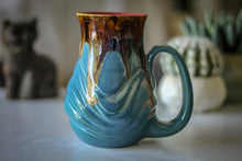 Load image into Gallery viewer, 17-G EXPERIMENT Barely Flared Textured Mug, 17 oz.