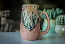 Load image into Gallery viewer, 15-D Grandma's Lace Textured Mug - MISFIT, 17 oz. - 5% off