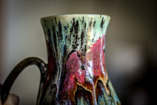 Load image into Gallery viewer, 02-A Alpine Mountain Meadow Flared Acorn Mug - TOP SHELF MISFIT, 24 oz.
