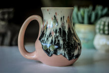 Load image into Gallery viewer, 16-D Grandma's Lace Flared Mug, 17 oz.