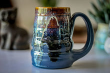Load image into Gallery viewer, 19-D New Wave Textured Stein Mug - MISFIT, 14 oz. - 10% off