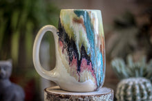 Load image into Gallery viewer, 01-B Snowy Grotto Mug - TOP SHELF, 20 oz.