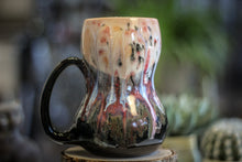 Load image into Gallery viewer, 01-A Granny's Boudoir Gourd Mug - TOP SHELF, 19 oz.