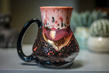 Load image into Gallery viewer, 01-B Coral Mountain Lava Flared Acorn Mug - ODDBALL, 18 oz. - 10% off