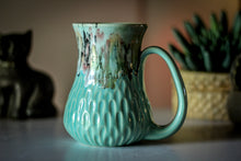 Load image into Gallery viewer, 21-E PROTOTYPE  Barely Flared Textured Mug, 18 oz.