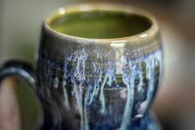 Load image into Gallery viewer, 02-E Astral Wave Gourd Mug, 14 oz.