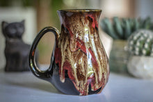 Load image into Gallery viewer, 18-E Molten Beauty Variation Flared Mug, 21 oz.