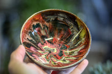 Load image into Gallery viewer, 22-B Rainbow Grotto Bowl, 8 oz.