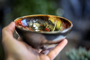 22-B Rainbow Grotto Bowl, 8 oz.