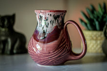 Load image into Gallery viewer, 24-E PROTOTYPE Barely Flared Textured Mug, 19 oz.