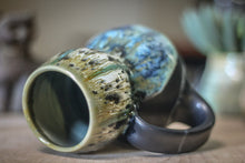 Load image into Gallery viewer, 22-A Champlain Shale Gourd Mug - TOP SHELF, 19 oz.
