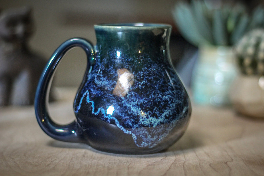 23-E Astral Wave Barely Flared Mug - MISFIT, 16 oz. - 20% off