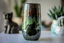 Load image into Gallery viewer, 24-C Copper Haze Crystal Mug - ODDBALL, 17 oz. - 10% off