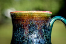 Load image into Gallery viewer, 25-F Spanish Moss Barely Flared Mug, 13 oz.