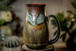 41 EXPERIMENTAL MISFIT Barely Flared Acorn Mug, 20 oz.