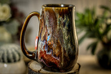 Load image into Gallery viewer, 43 EXPERIMENTAL MISFIT Notched Mug, 17 oz.