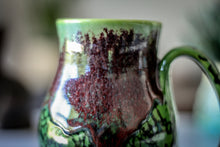 Load image into Gallery viewer, 27-C Lizard King PROTOTYPE Barely Flared Mug, 15 oz.