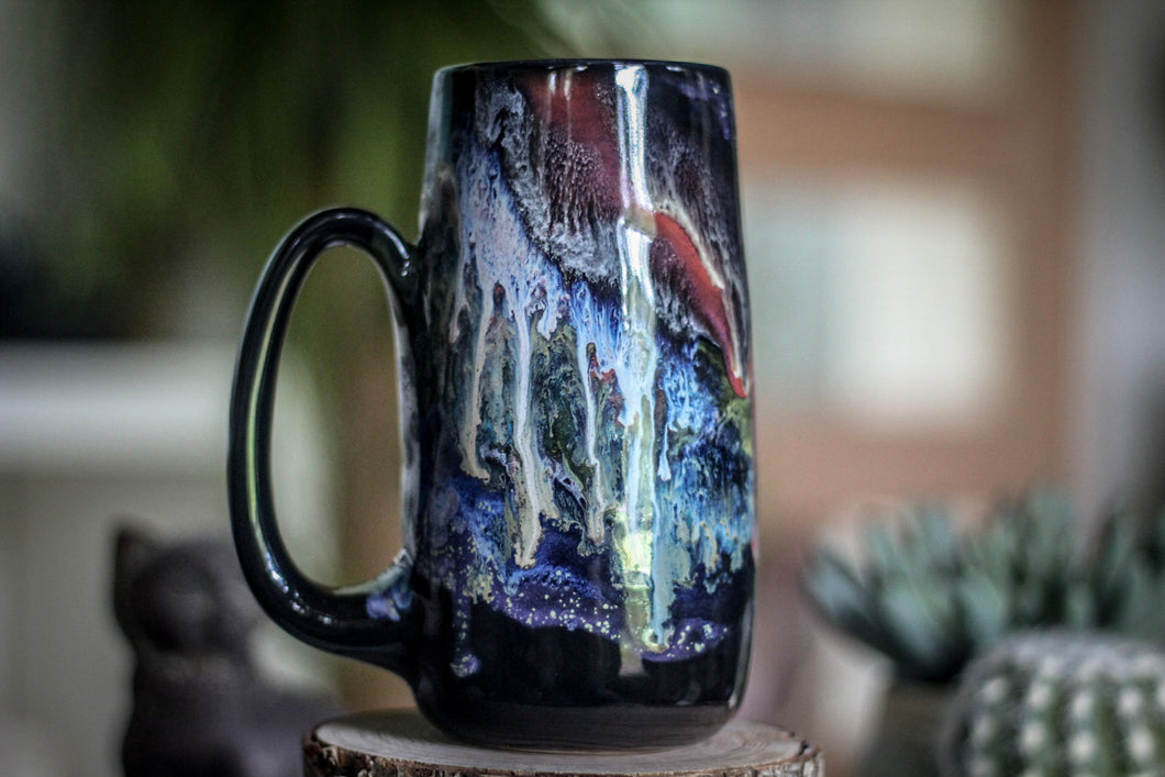 26-A Cosmic Grotto Mug, 21 oz.