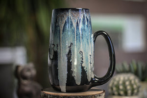 25-E Midnight Tide Mug - TOP SHELF, 21 oz.