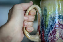 Load image into Gallery viewer, 25-G EXPERIMENT Textured Mug, 15 oz.