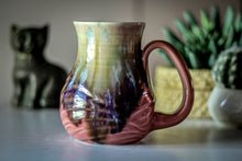 Load image into Gallery viewer, 30-D PROTOTYPE Barely Flared Textured Mug, 17 oz.