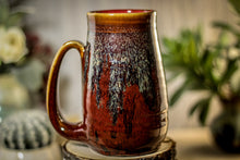 Load image into Gallery viewer, 48 EXPERIMENTAL MISFIT Barely Flared Textured Mug, 19 oz.
