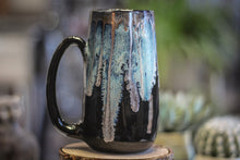 Load image into Gallery viewer, 04-E Midnight Tide Mug - MINOR MISFIT, 19 oz. - 10% off