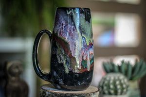 30-B Rainbow Grotto Mug - TOP SHELF, 24 oz.