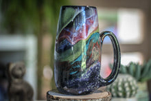 Load image into Gallery viewer, 30-B Rainbow Grotto Mug - TOP SHELF, 24 oz.