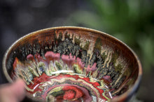 Load image into Gallery viewer, 31-B Psychedelic Grotto Bowl, 17 oz.