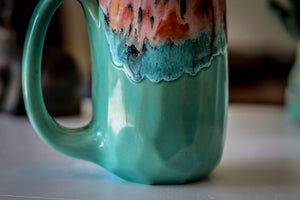 04-D Coral Meadow Crystal Mug - MISFIT, 16 oz. - 10% off