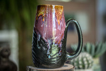 Load image into Gallery viewer, 06-C Solar Storm Textured Mug, 22 oz.
