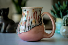 Load image into Gallery viewer, 09-D Misty Meadow Flared Mug - TOP SHELF, 17 oz.