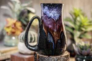 21-A Starry Night Barely Flared Mug - MISFIT, 20 oz. - 25% off