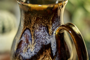 34-E Molten Beauty Barely Flared Notched Mug, 20 oz.