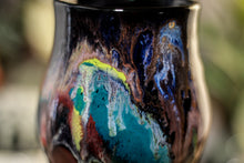 Load image into Gallery viewer, 45-A Cosmic Grotto Beer Cup, 16 oz.