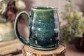 06-E Boreal Bliss Stein Mug, 14 oz.