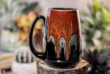 Load image into Gallery viewer, 16-C Lava Falls Notched Acorn Mug - ODDBALL, 15 oz