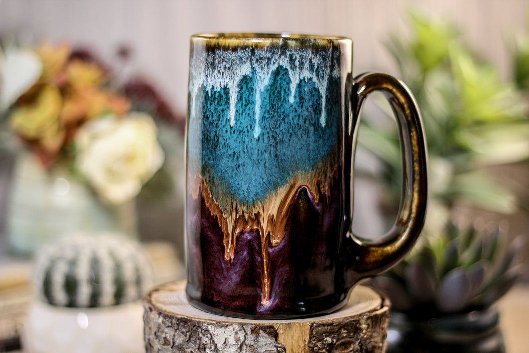 31-B Painted Desert Stein Mug - MISFIT, 16 oz. - 15% off