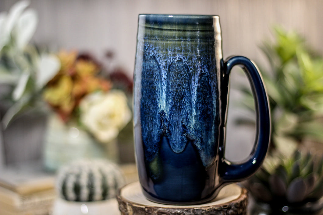33-E Astral Wave Stein Mug, 17 oz.