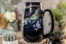 Load image into Gallery viewer, 43-A Cosmic Rainbow Mug, 19 oz.