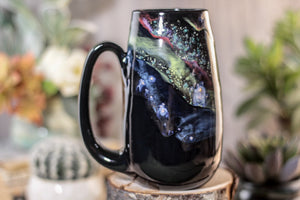 43-A Cosmic Rainbow Mug, 19 oz.