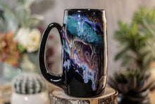 Load image into Gallery viewer, 45-A Cosmic Grotto Stein Mug - MISFIT, 17 oz. - 10% off