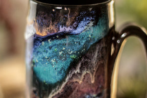 45-A Cosmic Grotto Stein Mug - MISFIT, 17 oz. - 10% off