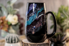 Load image into Gallery viewer, 46-A Cosmic Grotto Mug, 22 oz.