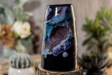 Load image into Gallery viewer, 47-A Cosmic Grotto Vase - ODDBALL, 22 oz. - 15% off