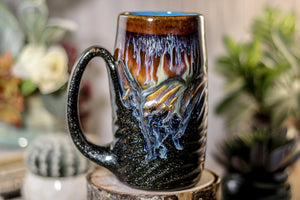 05-A New Wave Textured Stein Mug - MISFIT, 20 oz. - 10% off