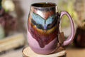 13-B Copper Agate Notched Mug - MISFIT, 17 oz. - 10% off